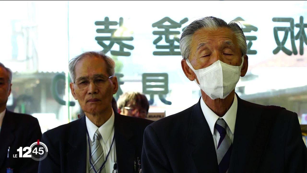 Au Japon, pays qui travaille le plus au monde, 200 personnes meurent chaque année surmenage et de maladies cardiaques. [RTS]