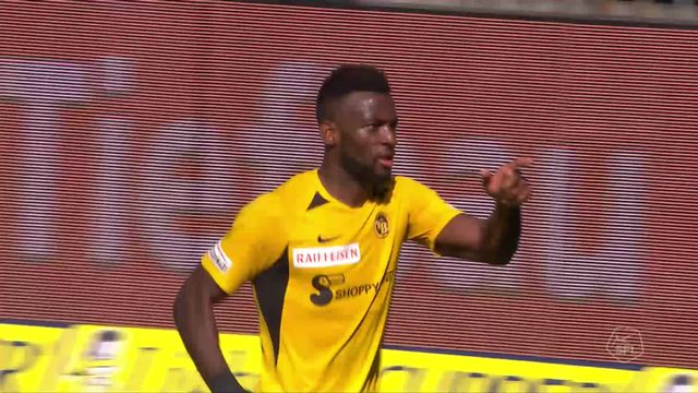 34e journée, Young Boys - Lucerne (1-0): Nsamé rapproche YB du titre [RTS]