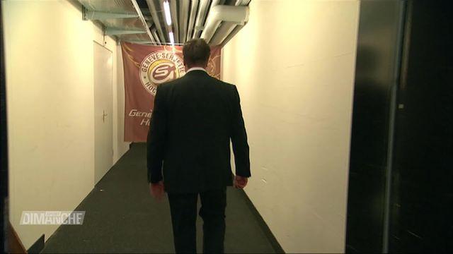 Hockey: Chris McSorley quitte Genève-Servette [RTS]