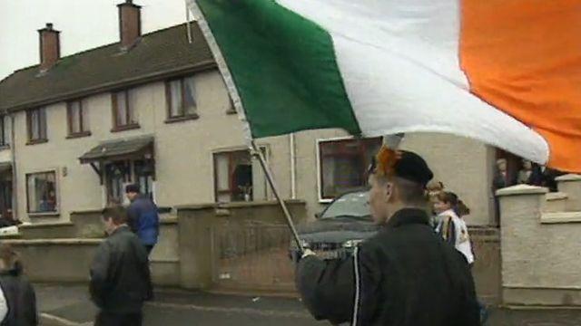 Guerre civile en Irlande [RTS]