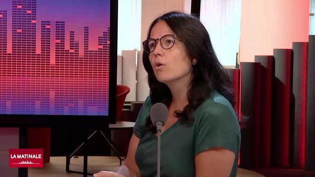 L'invitée de La Matinale (vidéo) - Caroline Dayer, experte en prévention des violences et des discriminations [RTS]