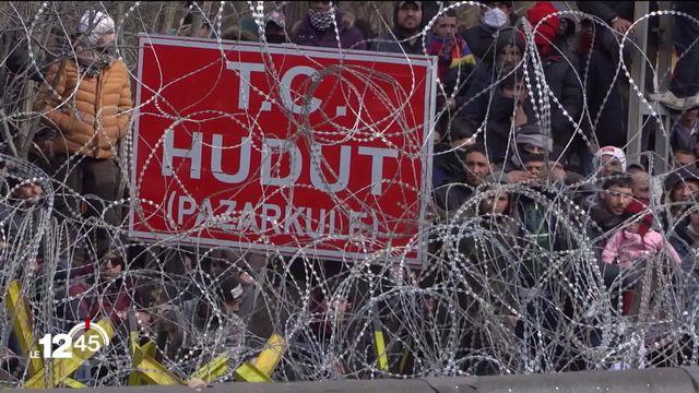 La Suisse sera écoutée par l'UE sur la réforme de la politique d'asile [RTS]