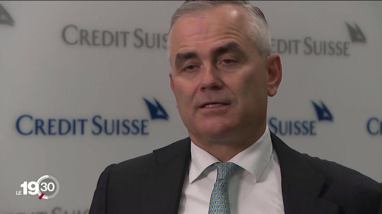 Credit Suisse annonce de bons résultats et licencie. [RTS]