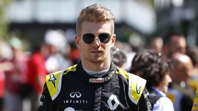 Nico Hülkenberg était sans volant depuis son départ de chez Renault. [Diego Azubel - Keystone]