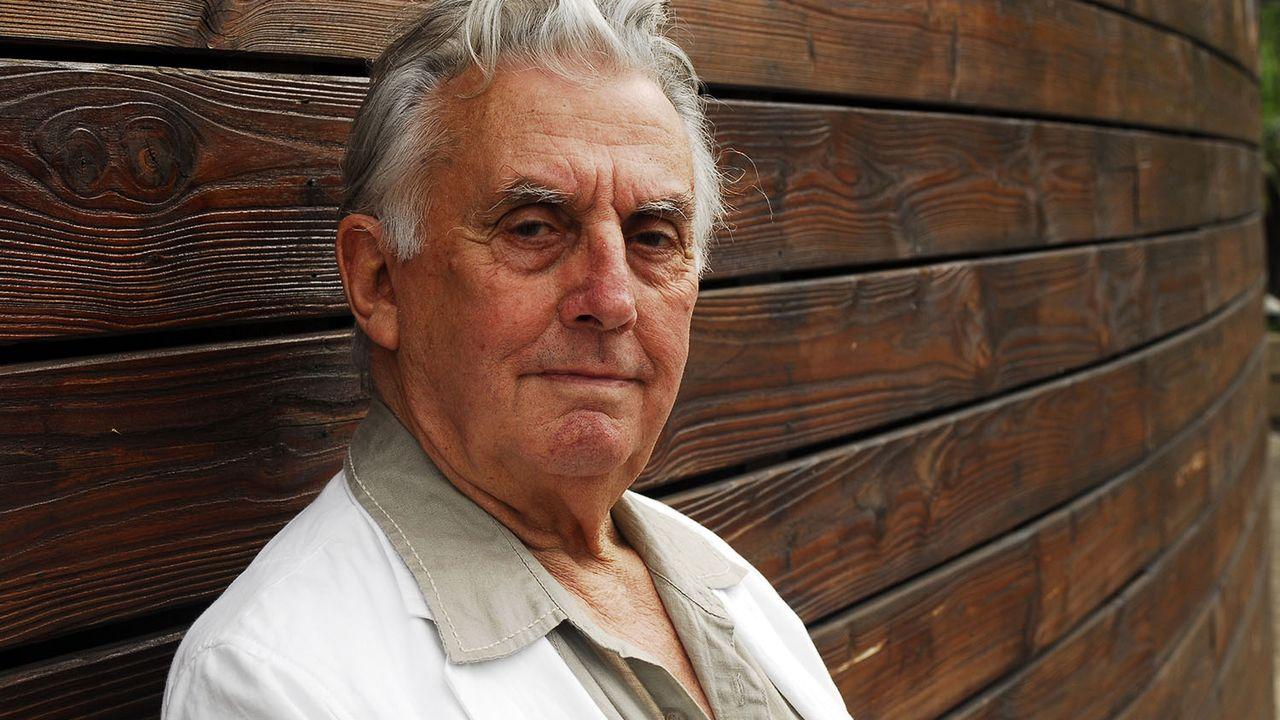 Gilles Lapouge en 2006. [Ulf Andersen - Aurimages/AFP]
