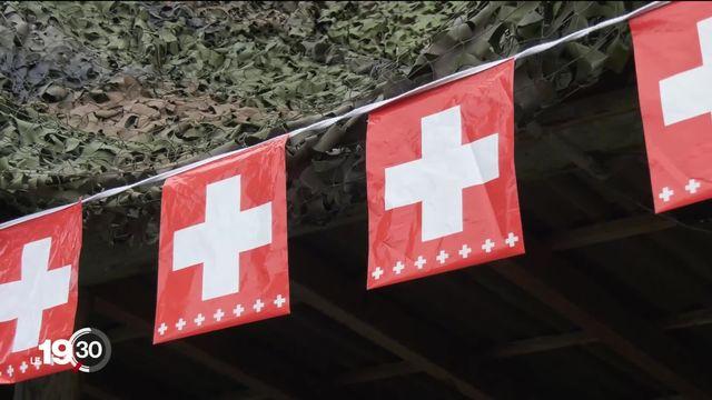 Le 1er août bien célébré dans le canton de Fribourg malgré les contraintes liées au Covid [RTS]
