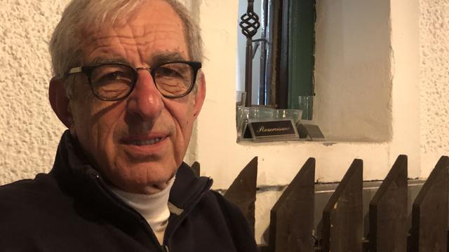 Danilo Gay, diacre vaudois parti rencontrer les migrants en Bosnie [Gabrielle Desarzens - RTSreligion]