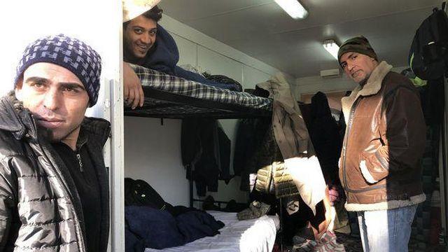 migrants sur la route de lʹEurope occidentale [Gabrielle Desarzens - RTSreligion]