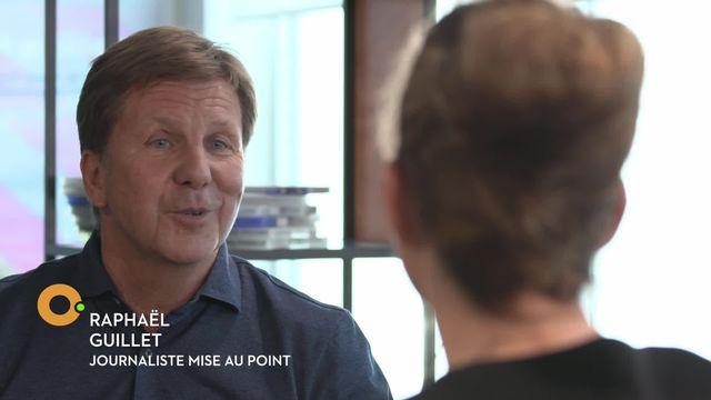 Précisions de Raphaël Guillet, journaliste [RTS]