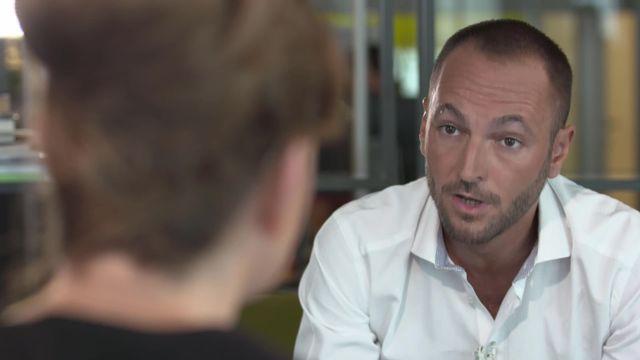 Interview de Mathias Reynard, conseiller national PS [RTS]