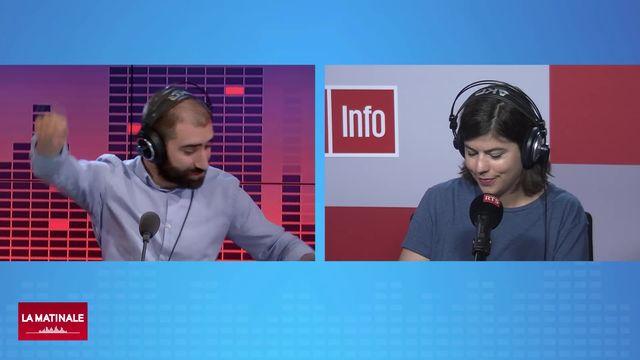 Les jeunes et la sexualité en Suisse (vidéo) [RTS]
