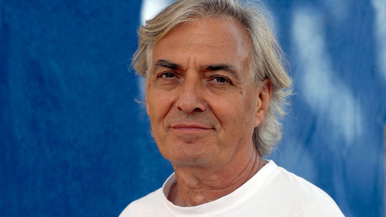 L'écrivain français Jean-Paul Dubois en 2011. [Ulf Andersen - AFP]