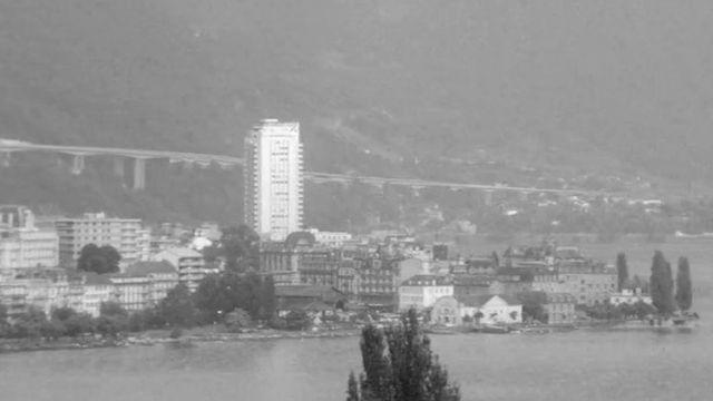 La révolution touristique de Montreux [RTS]