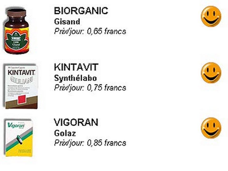 5. Biorganic, Kintavit & Vigoran