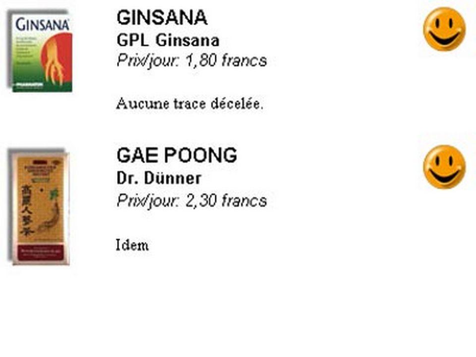 11. Ginsana