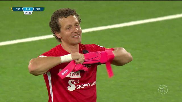 Wölfli ovationné pour sa dernière [RTS]