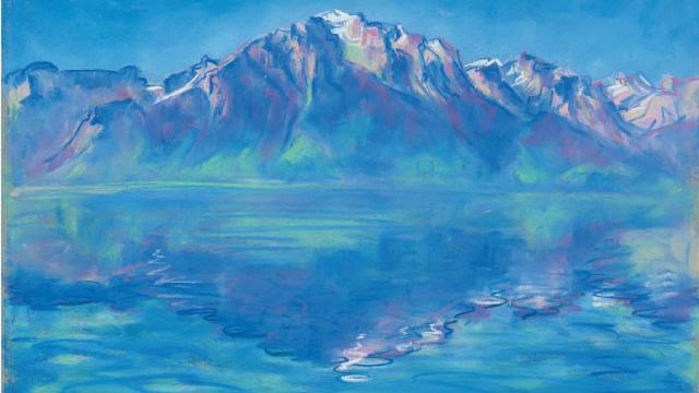 La montagne du Grammont par John Francis Lecoultre. [© Call me Edouard Éditeurs   Publishers, 2020]