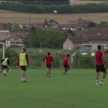 Le petit club vaudois FC Bavois rêve d'écrire l'histoire.