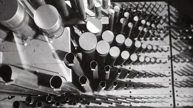 L'univers fascinant de l'orgue. [RTS]