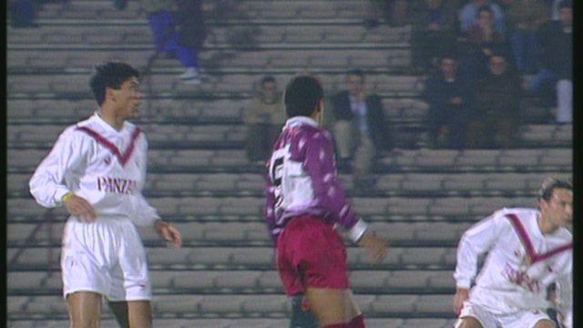 UEFA: Bordeaux-Servette, but Anderson [RTS]