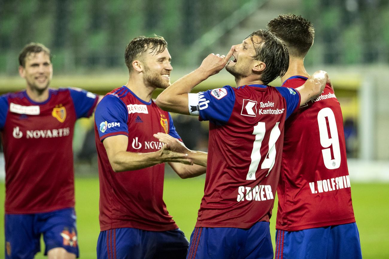 Europa League: 147 jours après, Bâle peut enfin valider sa qualification