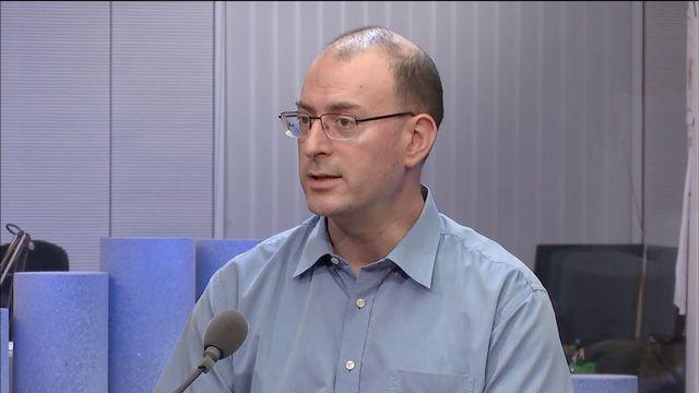 Pierre Streit, historien, spécialiste de l'armée suisse et colonel. [RTS]