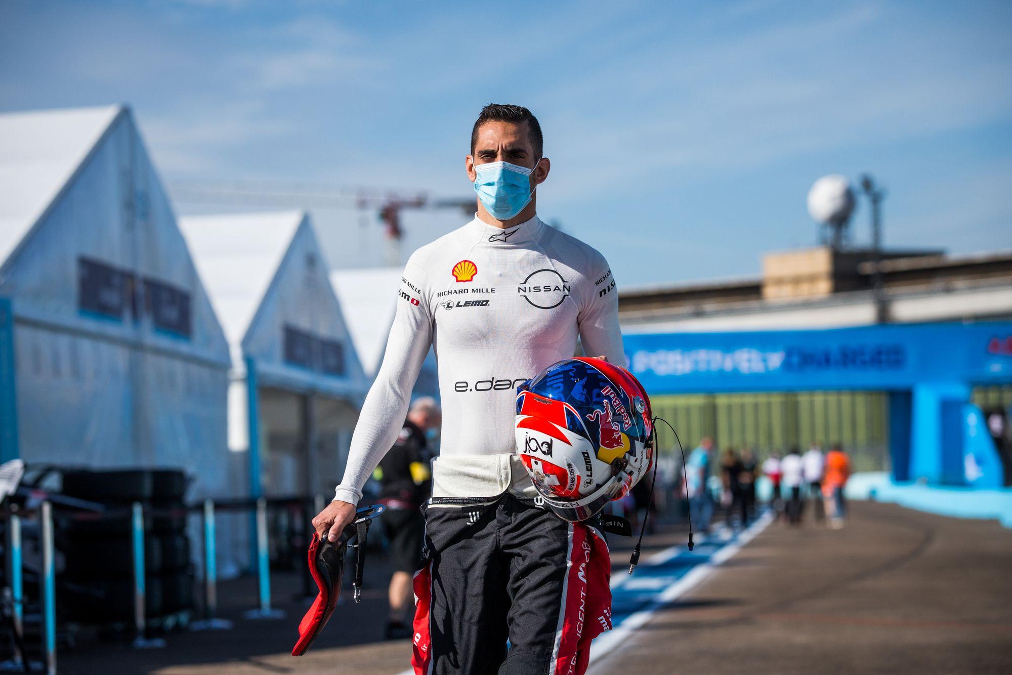 Formule E: Sébastien Buemi reprend avec une 7e place