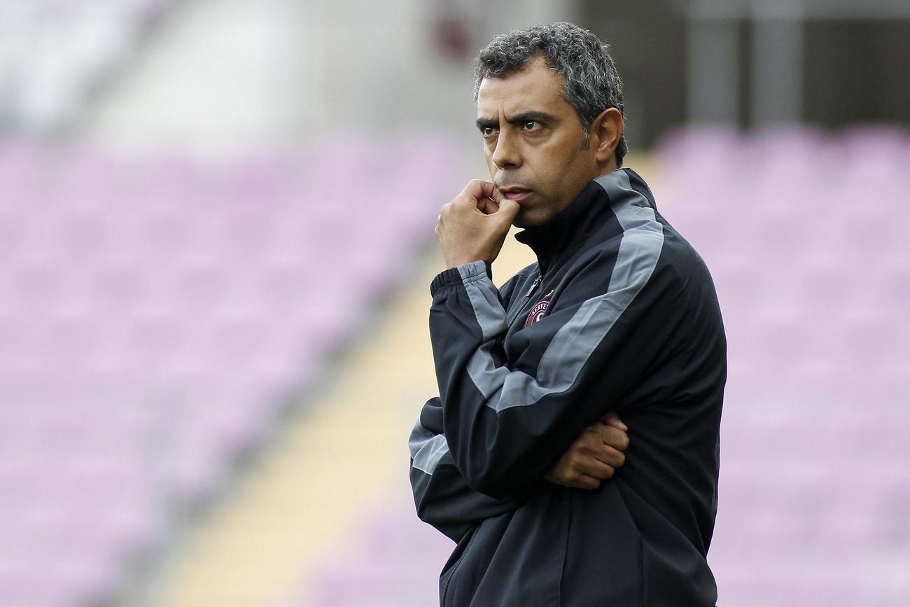 Challenge League: Joao Carlos Pereira nommé entraîneur de GC