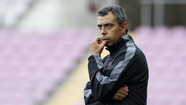 Joao Carlos Pereira a entraîné Servette durant la saison 2011-2012. [Salvatore Di Nolfi - Keystone]