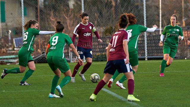 Les joueuses de la Women's Super League auront droit à davantage de visibilité. [Compte Twitter @ServetteFCCF - SRI]