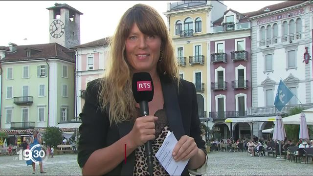 La 73e édition du Festival de Locarno a démarré hier. Le commentaire de Julie Evard. [RTS]