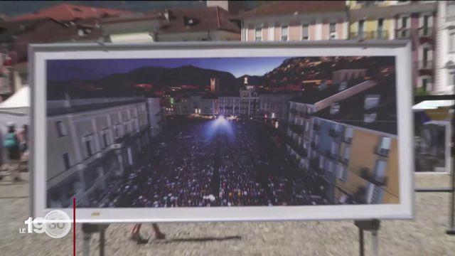 Une 73e édition spéciale coronavirus pour le Festival de Locarno. [RTS]