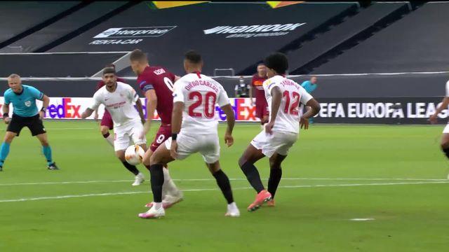 Séville - Roma (2-0): les Andalous s'imposent à domicile [RTS]