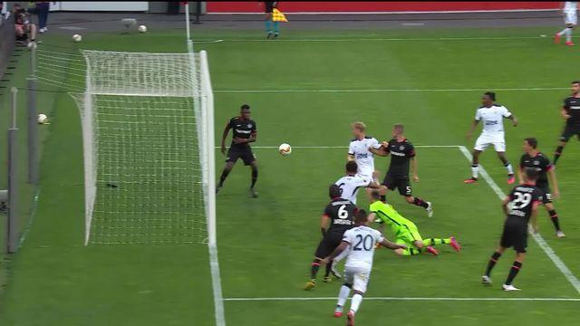 Leverkusen - Rangers (1-0): les Allemands ne tremblent pas face aux Écossais. [RTS]