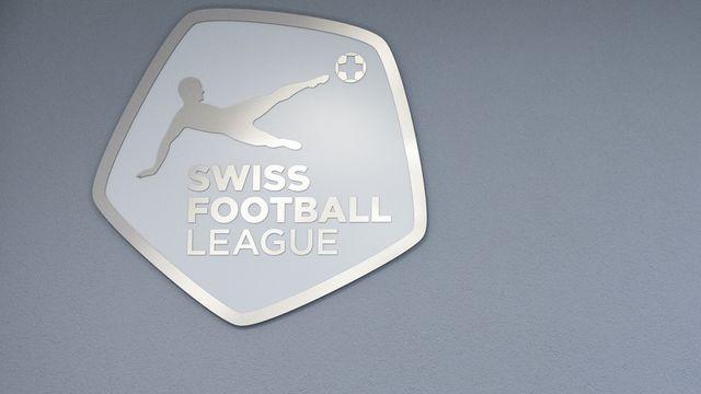 La Swiss Football League a décidé de refuser l'accord proposé. [Peter Klaunzer - Keystone]