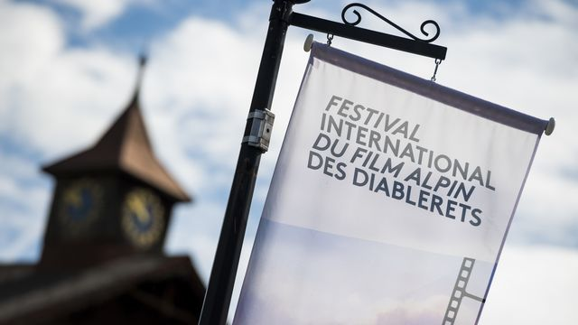 Le FIFAD se déroule jusqu'au 15 août dans les Alpes vaudoises. [Jean-Christophe Bot - Keystone]