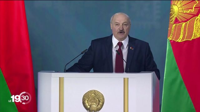 Election présidentielle en Biélorussie: Svetlana Tikhanovskaïa, candidate novice, défie Alexandre Loukachenko [RTS]