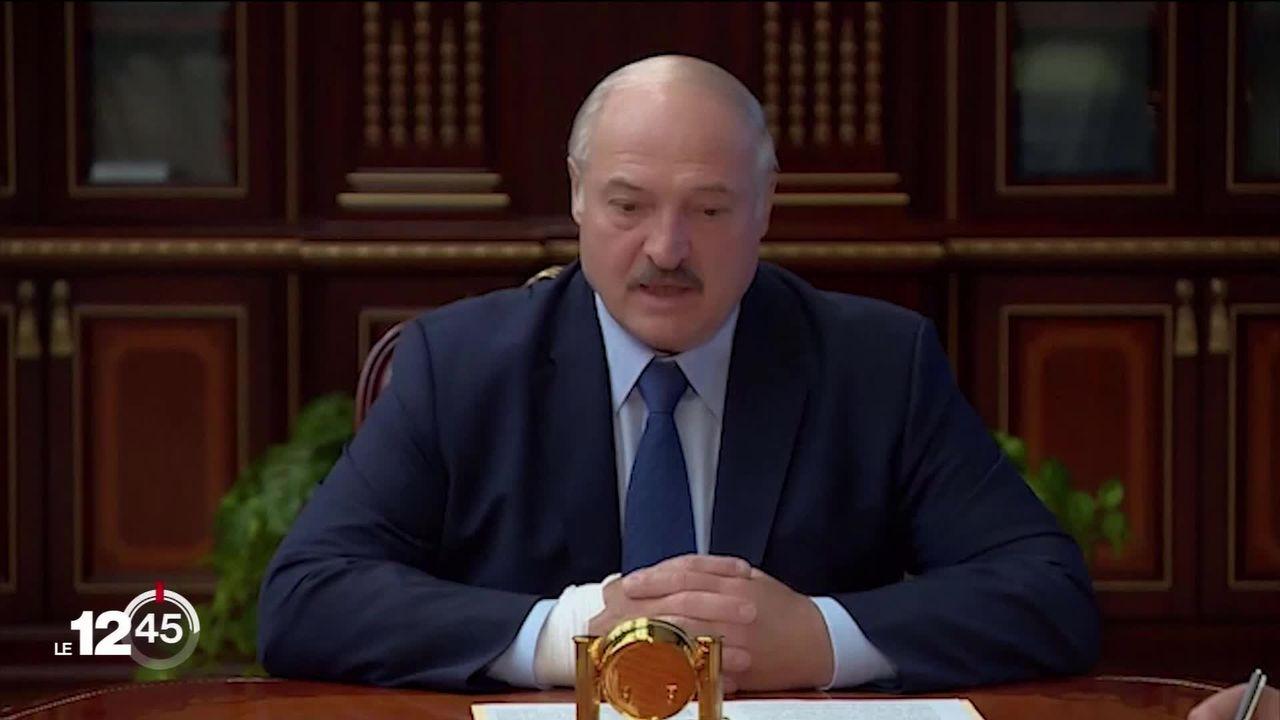 Une marée humaine a participé à un rassemblement de l'opposition en Biélorussie à une semaine de la présidentielle [RTS]