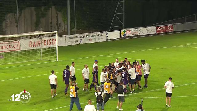 Challenge League: Lausanne-Sport officiellement promu en Super League [RTS]
