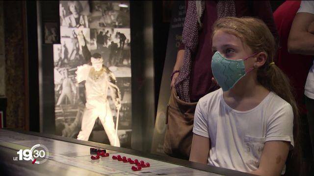 Sur les traces de Freddie Mercury à Montreux avec une visite guidée de la ville [RTS]