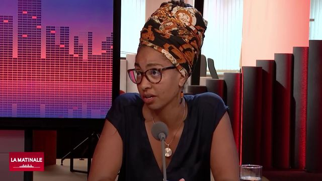 L'invitée de La Matinale (vidéo) - Pamela Ohene-Nyako, afro-féministe, fondatrice de la plateforme Afrolitt [RTS]