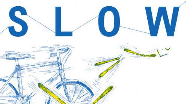 """L'affiche du projet de Beatrice Graf """"Slow"""".  [DR]"""