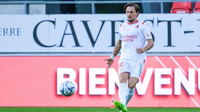 Maceiras quitte le FC Sion pour rejoindre les rangs des Young Boys. [Martin Meienberger - Freshfocus]