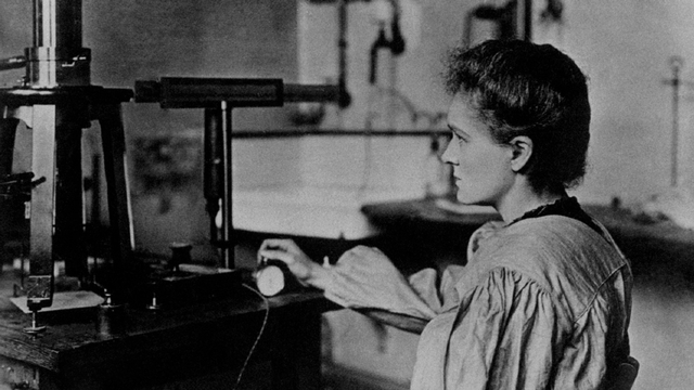 Marie Curie - Dossier RTS Découverte [Wikimedia Commons]