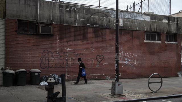 The Vigil se passe dans un quartier juif de New York. [Wong Maye - AP Photo/Keystone]