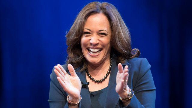 La sénatrice Kamala Harris a été choisi par Joe Biden comme colistière dans la course à la présidentielle. [Keystone]
