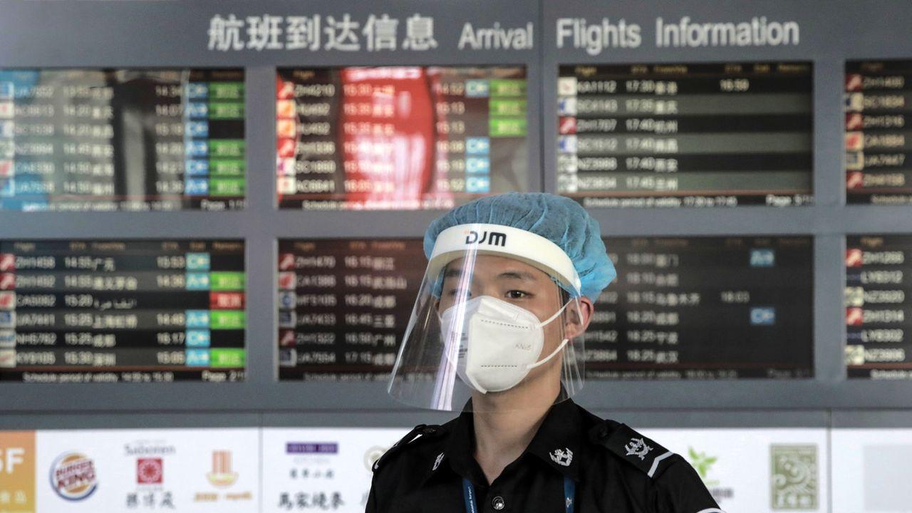 Plusieurs ambassades de Chine en Europe ont annoncé l'information mercredi sur leur site internet. [Stringer - EPA/Keystone]
