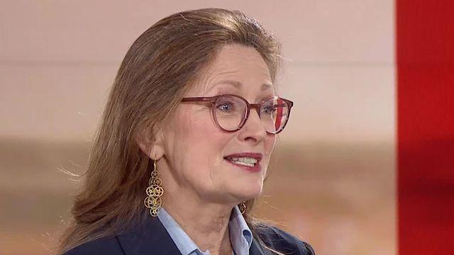 Réaction d'Ann-Shelton Aaron, ancienne responsable des démocrates américains en Suisse. [RTS - RTS]
