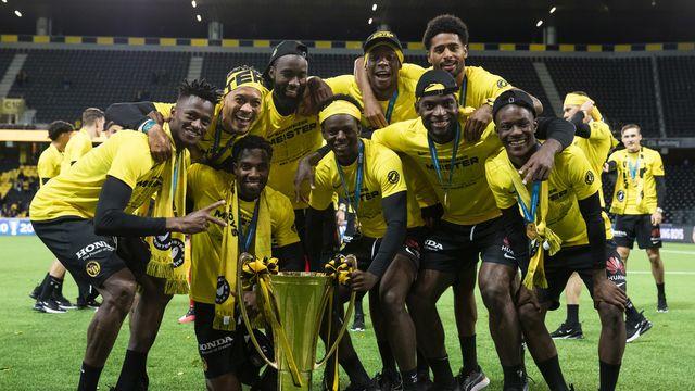 Seul le champion de Suisse sera engagé pour les qualifications de la Ligue des champions 2021-22. [Peter Klaunzer - Keystone]