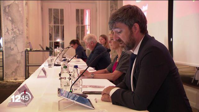 Politique familale: un comité interpartis soutient l'augmentation de la déduction fiscale des frais de garde pour les familles [RTS]